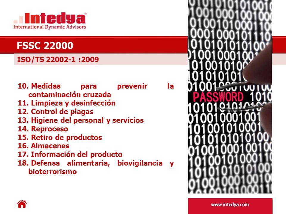 www.intedya.com Casos de éxito: Apartado 4.