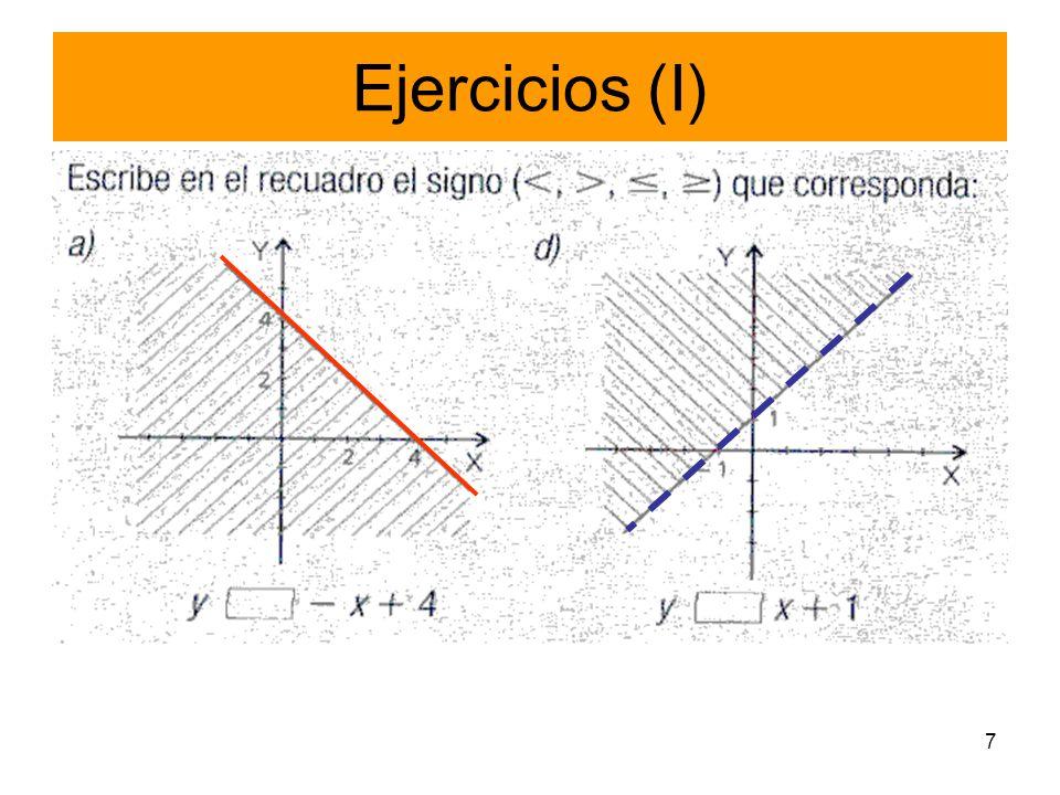 8 Ejercicios (II)