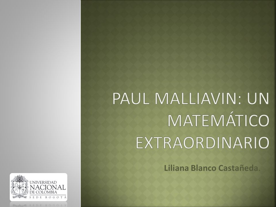 Liliana Blanco Castañeda.