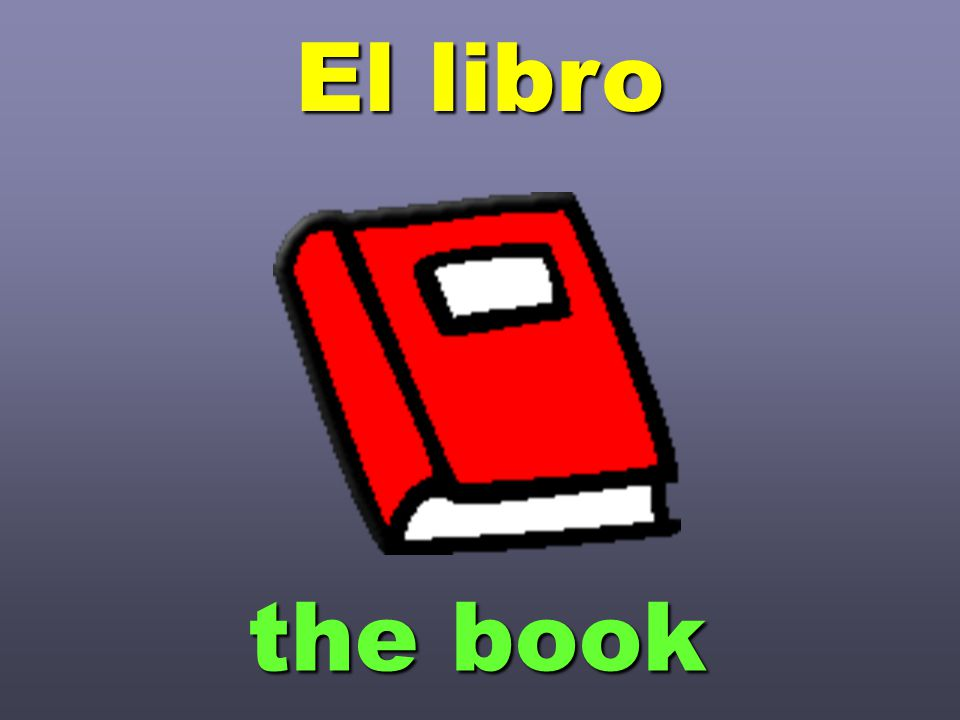 El libro the book