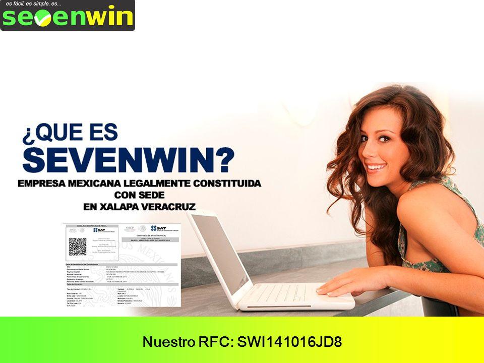 Nuestro RFC: SWI141016JD8
