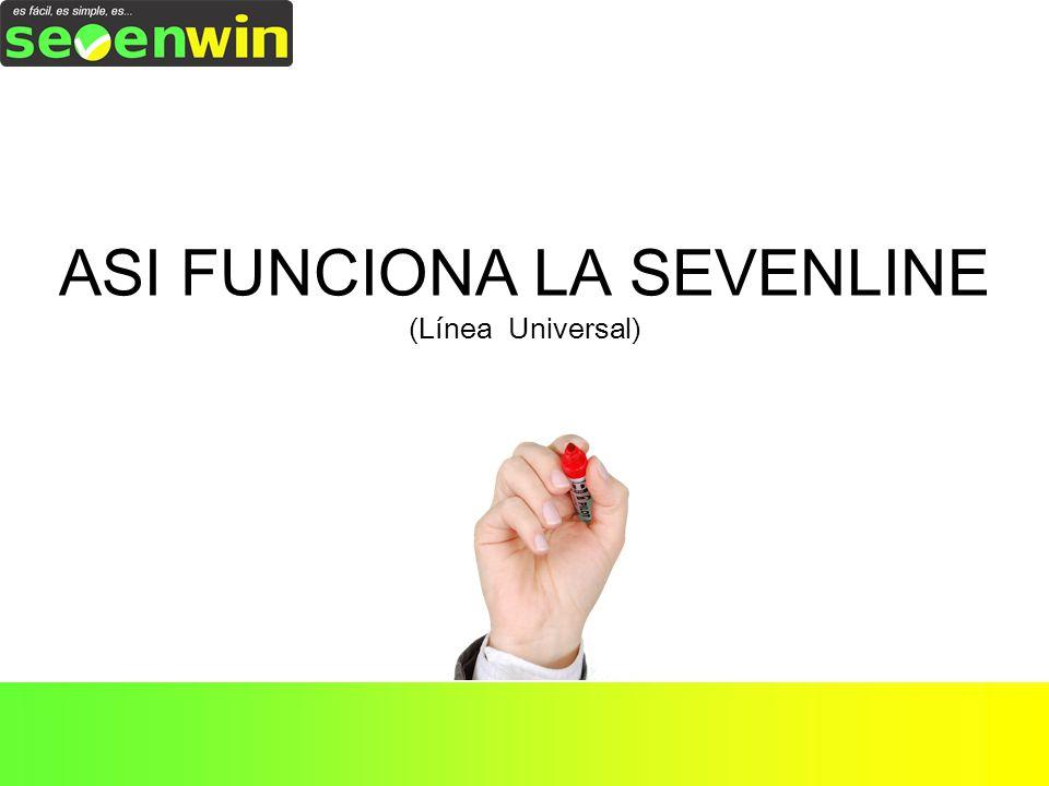 ASI FUNCIONA LA SEVENLINE (Línea Universal)