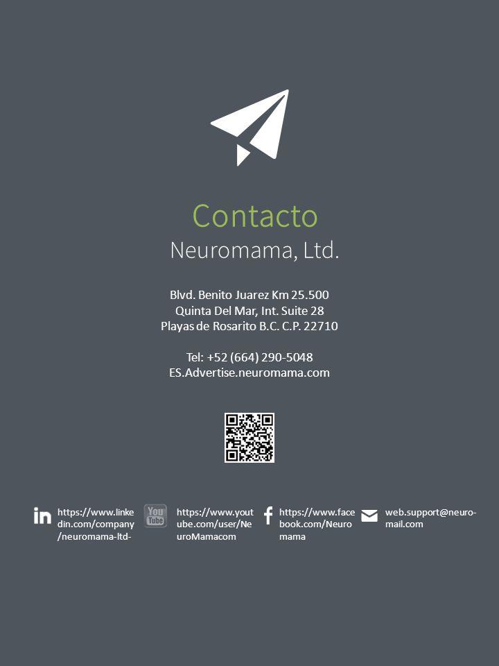 Contacto Neuromama, Ltd.