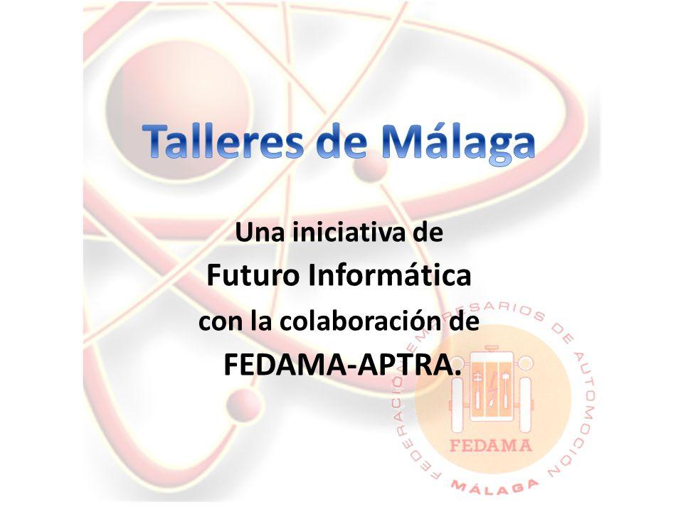 Una iniciativa de Futuro Informática con la colaboración de FEDAMA-APTRA.