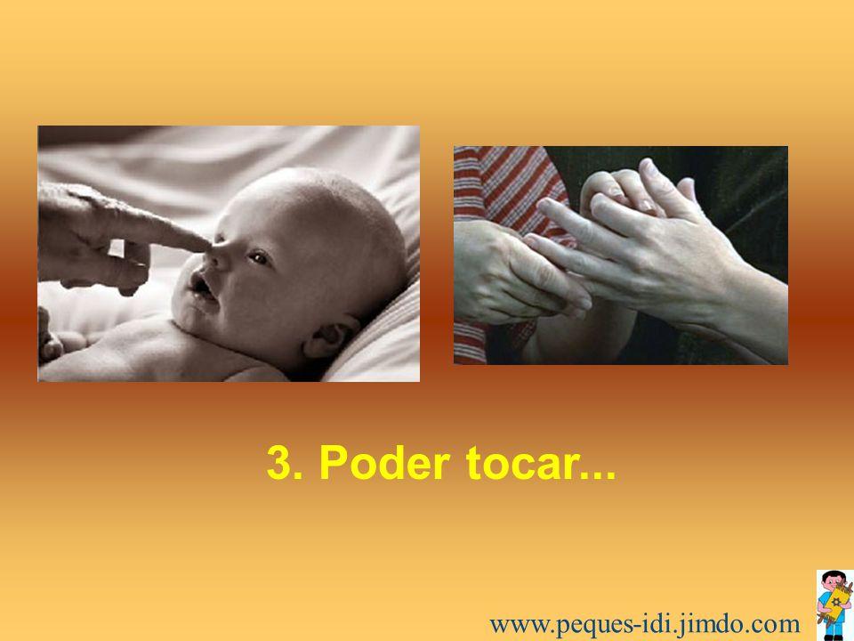 2. Poder oír... www.peques-idi.jimdo.com