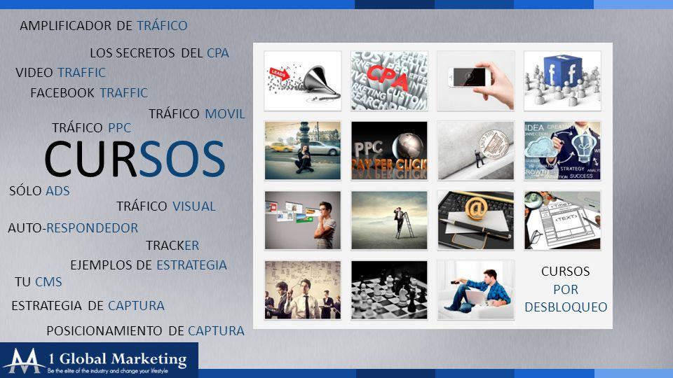 Your COmpany www.yourcompa ny.com CURSOS AMPLIFICADOR DE TRÁFICO LOS SECRETOS DEL CPA VIDEO TRAFFIC FACEBOOK TRAFFIC TRÁFICO MOVIL TRÁFICO PPC SÓLO ADS TRÁFICO VISUAL TRACKER AUTO-RESPONDEDOR TU CMS EJEMPLOS DE ESTRATEGIA ESTRATEGIA DE CAPTURA POSICIONAMIENTO DE CAPTURA CURSOS POR DESBLOQUEO