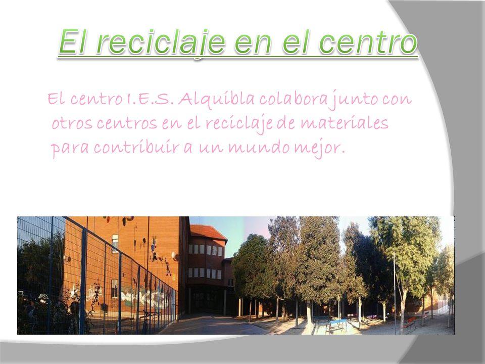 El centro I.E.S.