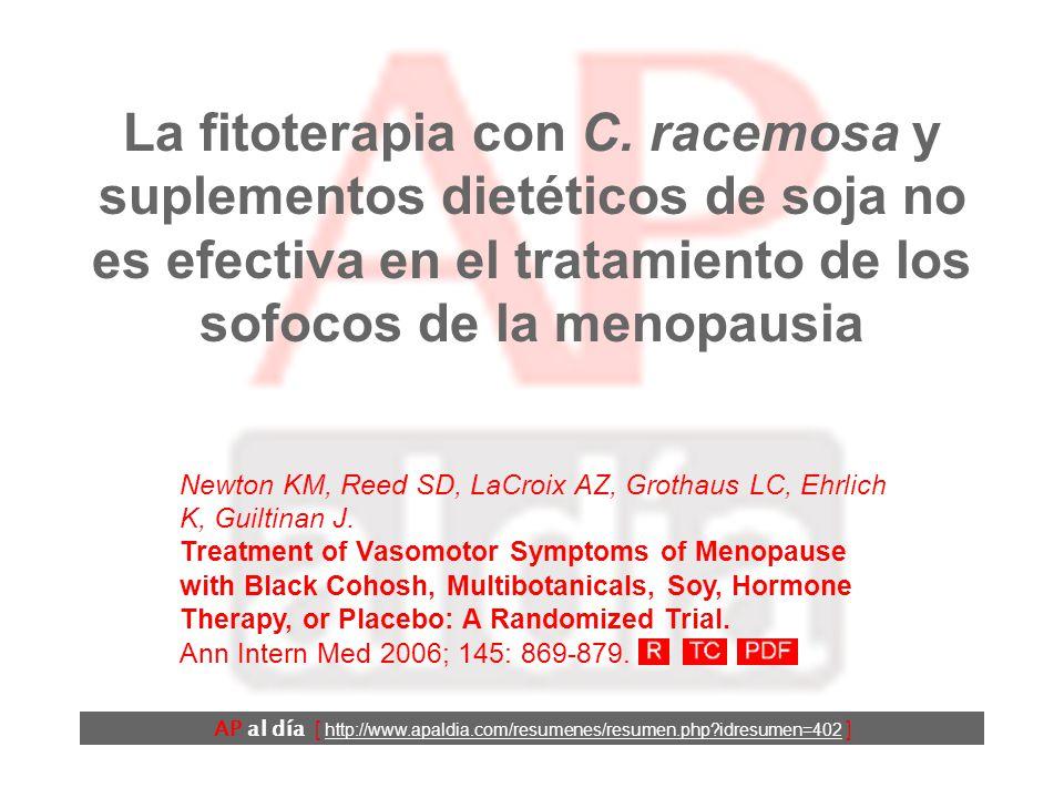 La fitoterapia con C.