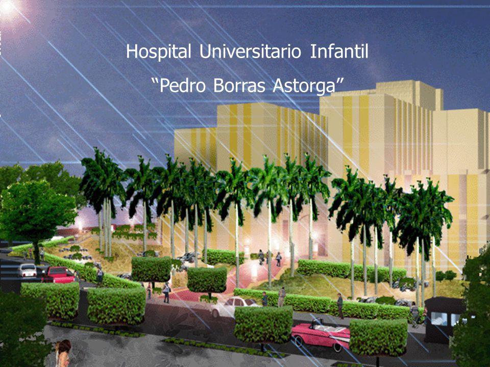 Hospital Universitario Infantil Pedro Borras Astorga