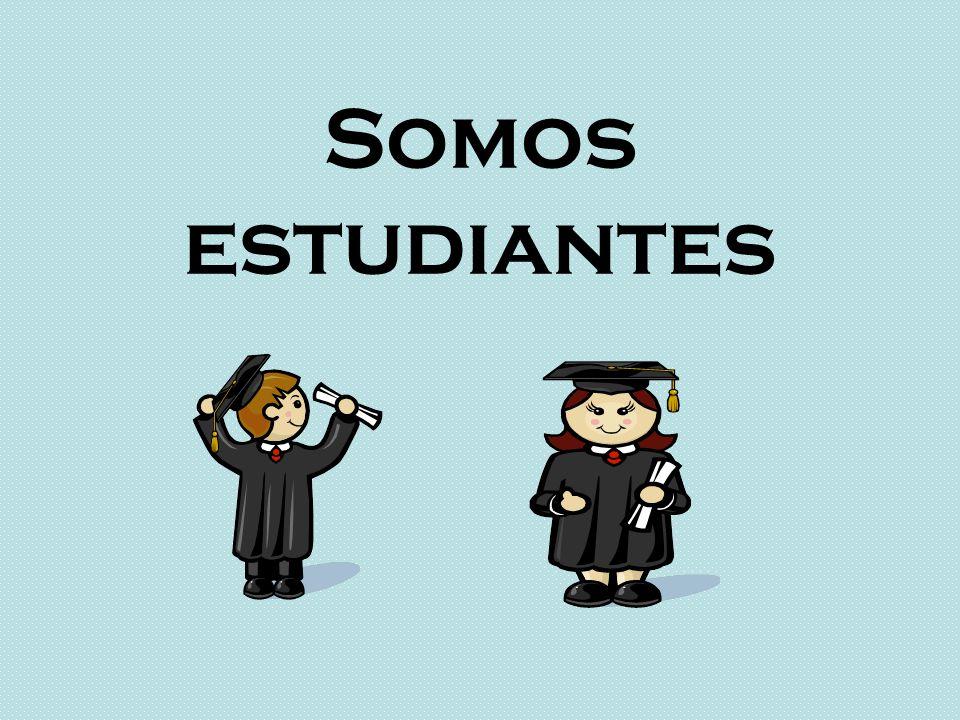 Somos estudiantes