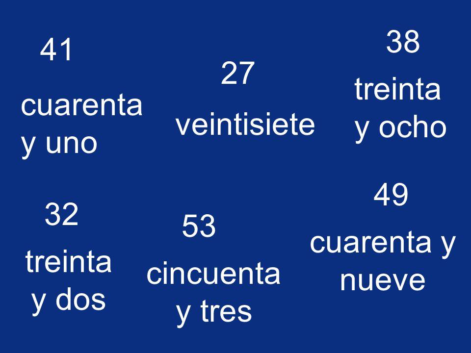 Practicamos con los números 13 trece 15 quince 18 dieciocho 14 catorce 20 veinte 16 dieciséis
