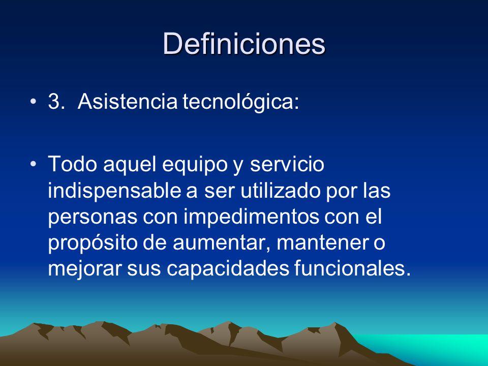 Definiciones 3.