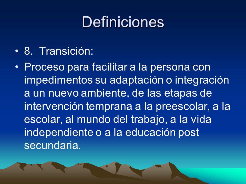 Definiciones 8.