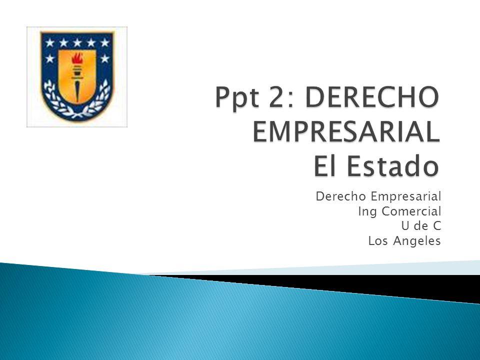 Derecho Empresarial Ing Comercial U de C Los Angeles
