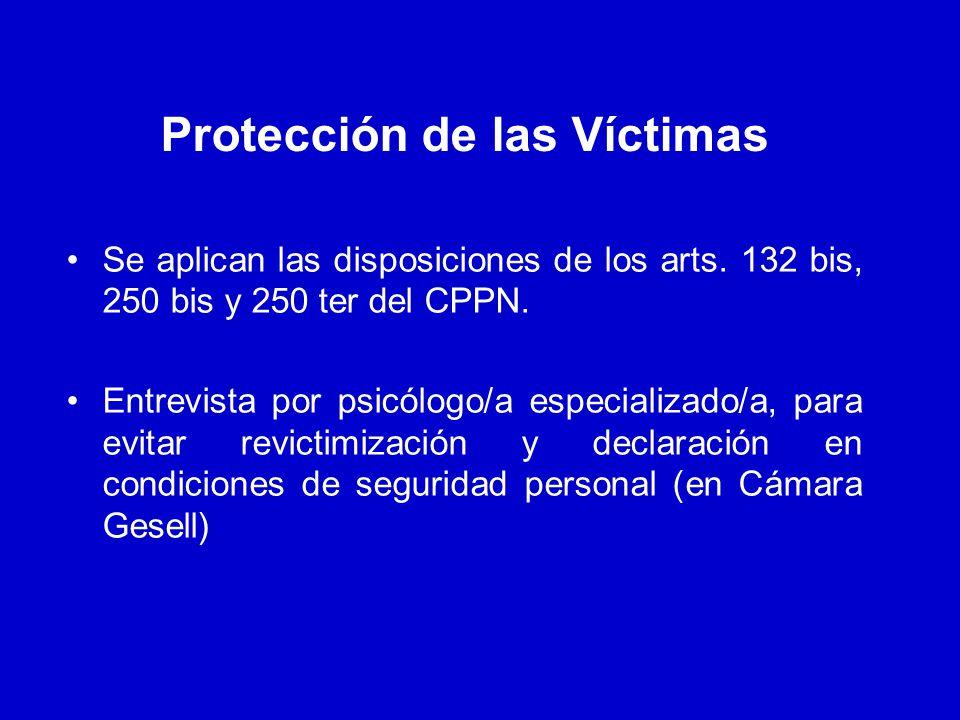 Disposiciones Procesales Delito con competencia federal (modifica el art.