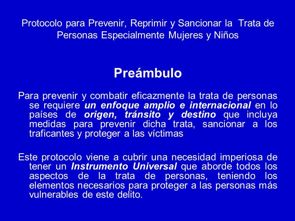 Convención de Naciones Unidas Contra la Delincuencia Organizada Transnacional Finalidad El Propósito de la presente Convención es promover la cooperación para prevenir y combatir más eficazmente la delincuencia organizada transnacional