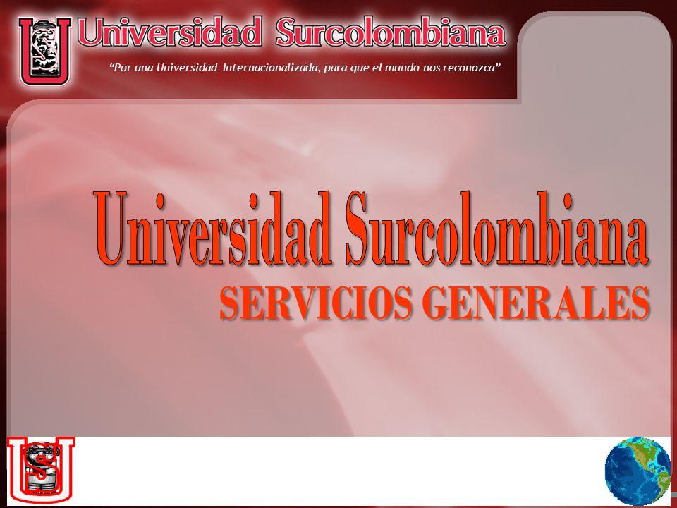 Por una Universidad Internacionalizada, para que el mundo nos reconozca