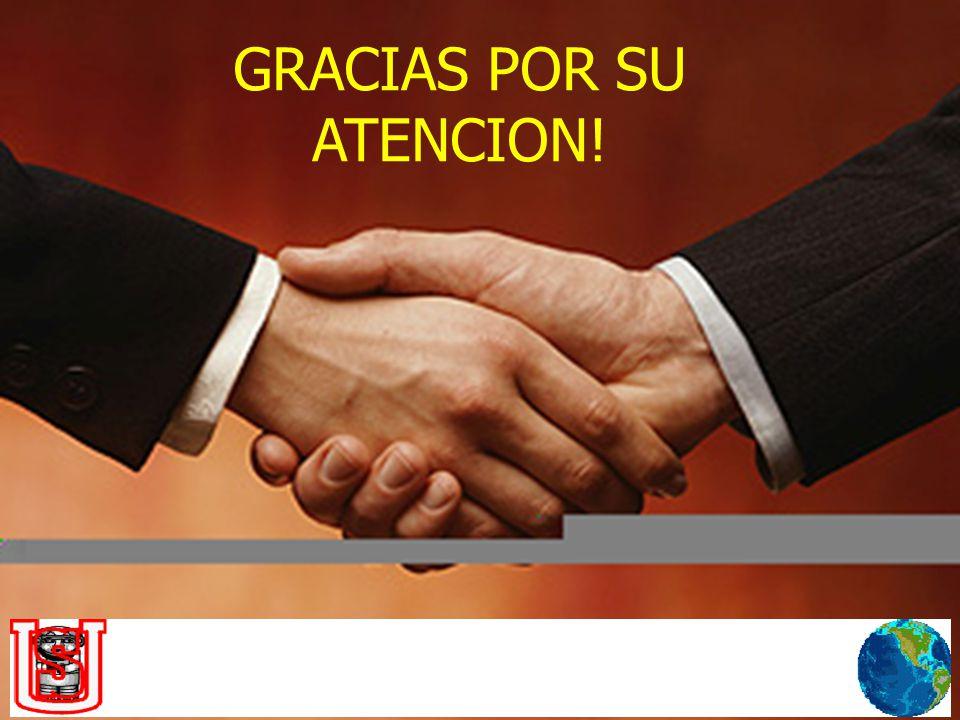Por una Universidad Internacionalizada, para que el mundo nos reconozca GRACIAS POR SU ATENCION!