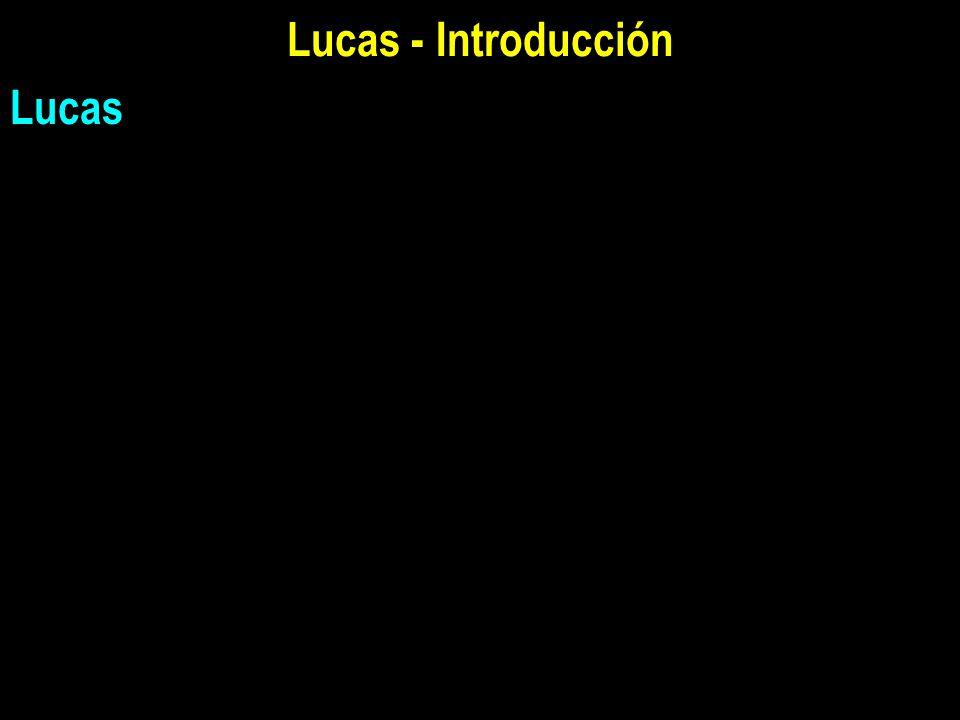 Lucas - Introducción Lucas