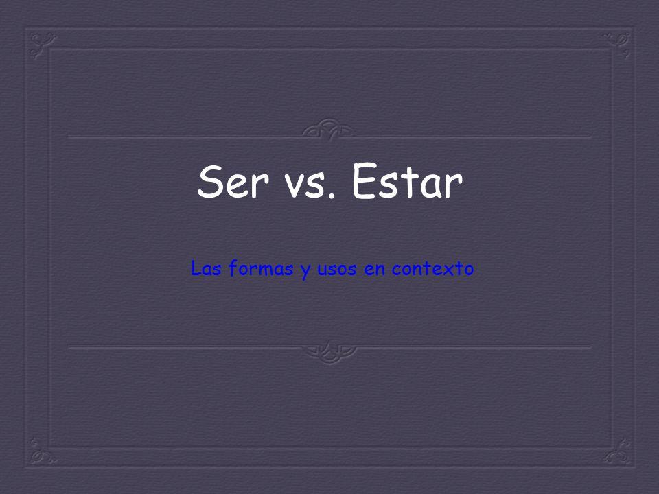 VAMOS A PRACTICAR Conjugate the verb VENIR to match each subject: 1.