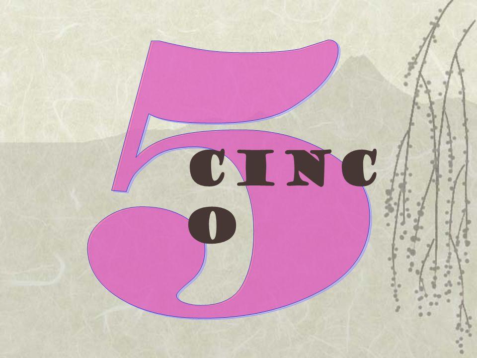 cinc o