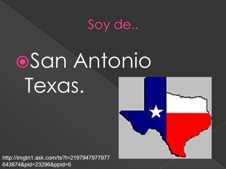  San Antonio Texas. http://imgtn1.ask.com/ts t=2197947977977 643874&pid=23296&ppid=6