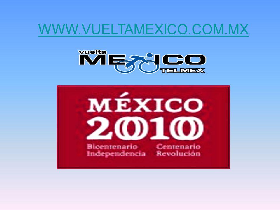 WWW.VUELTAMEXICO.COM.MX