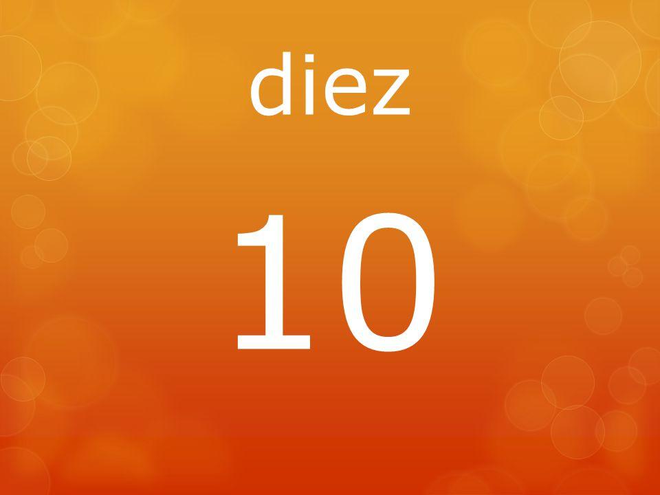 diez 10