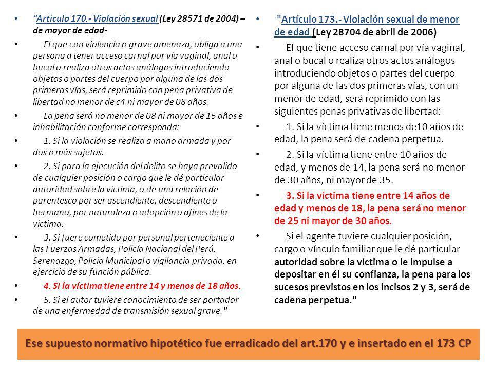 ley 3 2004 de 25: