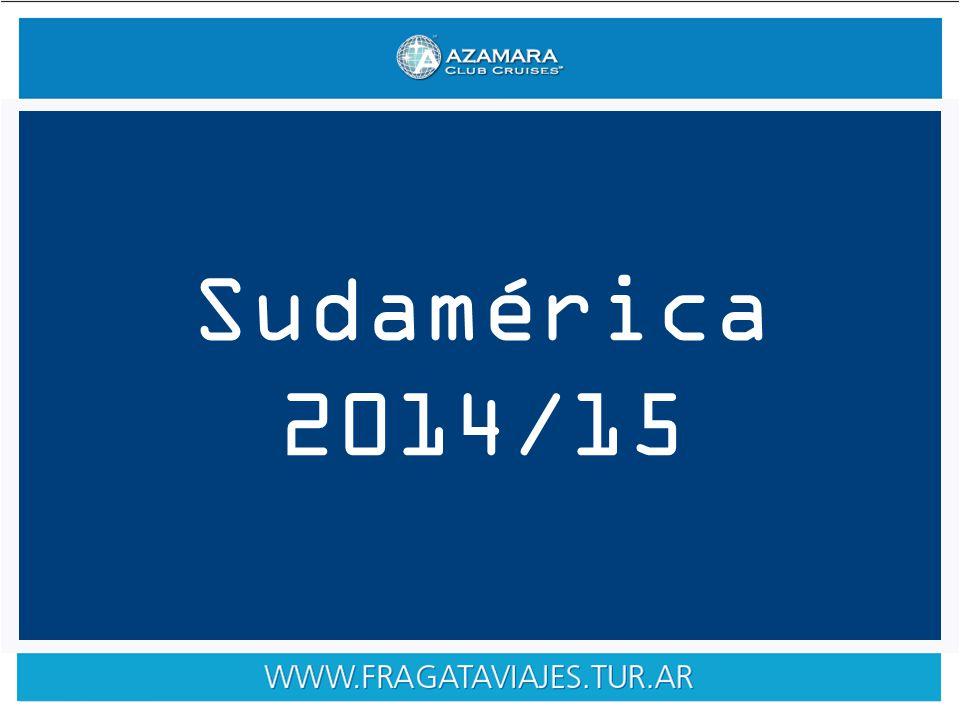 Sudamérica 2014/15