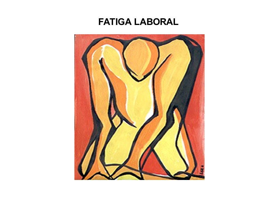 FATIGA LABORAL