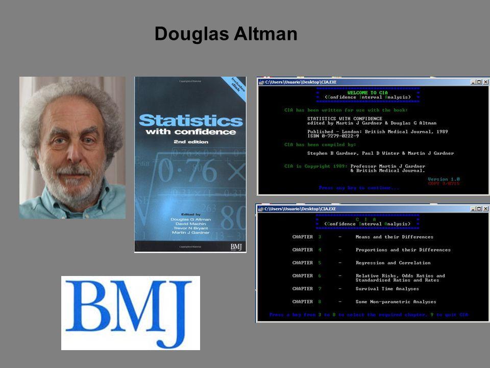 Douglas Altman