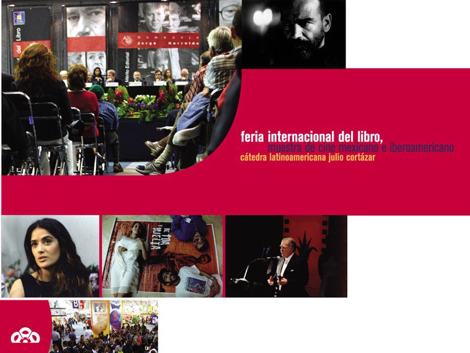 Impulsora de importantes eventos culturales, la Universidad de Guadalajara, crea y organiza anualmente la Feria Internacional del Libro, principal foro editorial de habla hispana y uno de los más importantes del mundo, en la que se otorga el Premio de Literatura Latinoamericana y del Caribe Juan Rulfo.