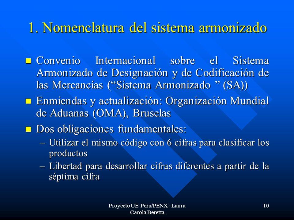 Proyecto UE-Peru/PENX - Laura Carola Beretta 10 1.