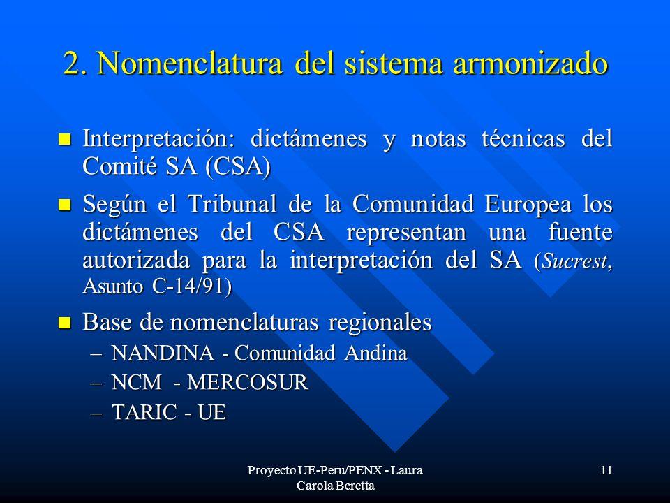 Proyecto UE-Peru/PENX - Laura Carola Beretta 11 2.