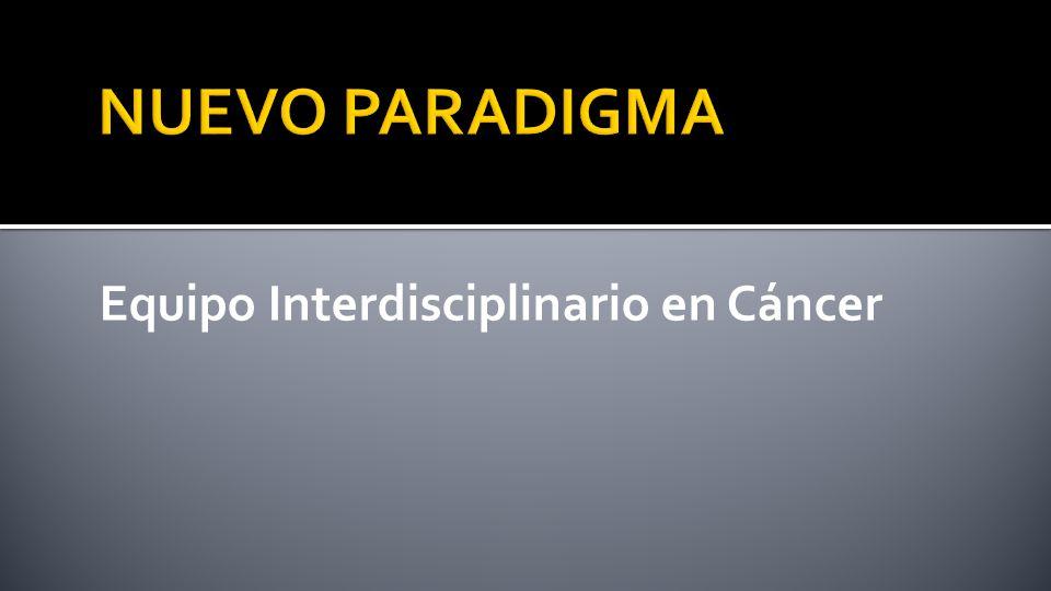 Equipo Interdisciplinario en Cáncer