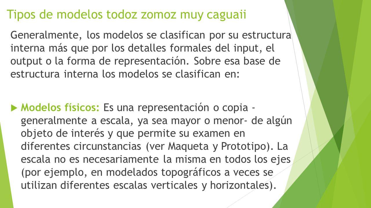  Modelos matemáticos: Busca representar fenómenos o relaciones entre ellos a través de una formulación matemática.