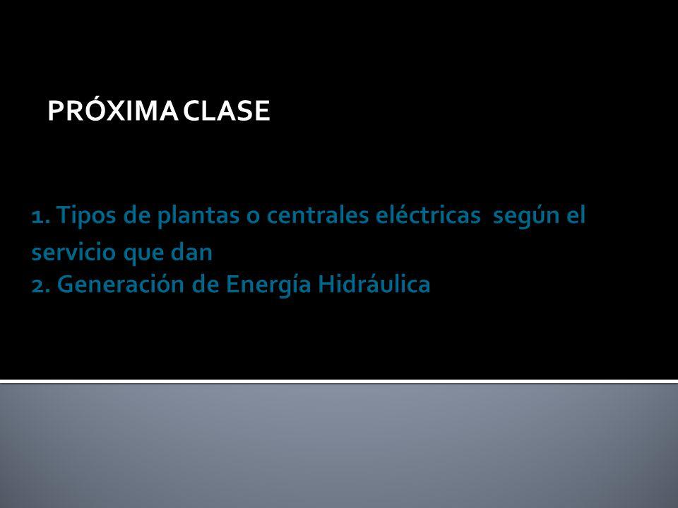 PRÓXIMA CLASE