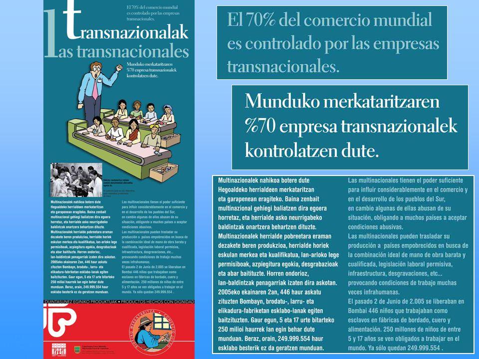 Las transnacio nales/trans nazionalak