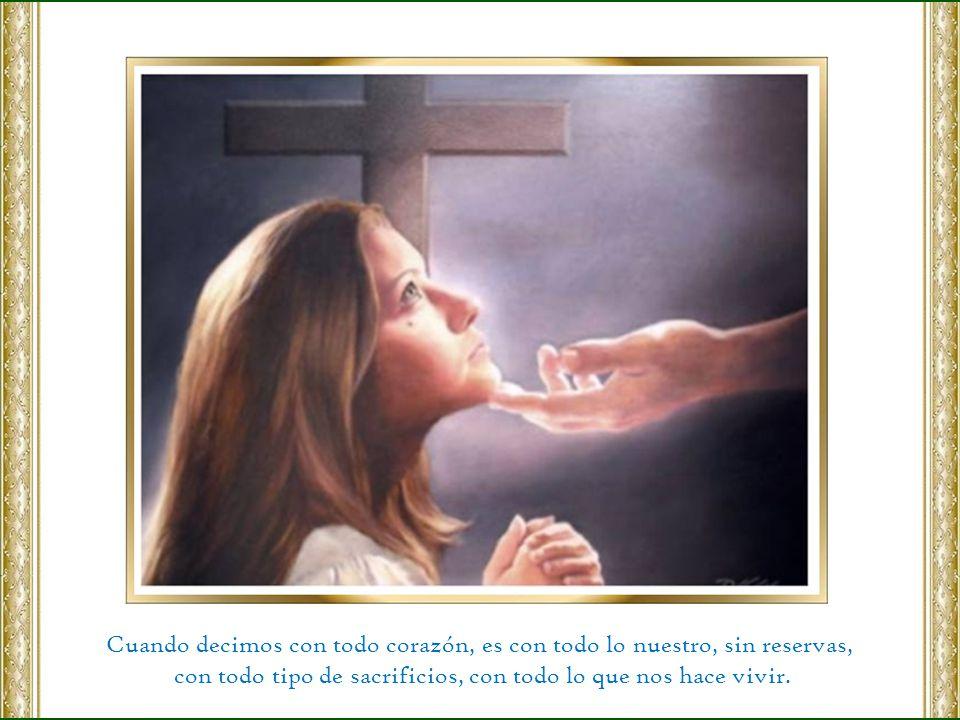 Amarás (griego: agapeseis – de agapao – teniendo que ver con amor ágape) pues al Señor tu Dios de todo tu corazón (griego: kardia), y de toda tu alma (griego: psyche), y de toda tu mente (griego: dianoias), y de todas tus fuerzas (griego: ischuos) (v.