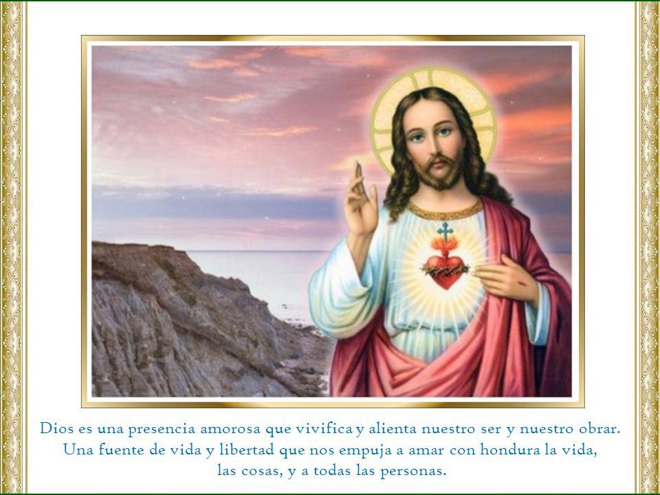 Para Jesús lo único importante y decisivo es que sepamos amar a Dios y al prójimo.