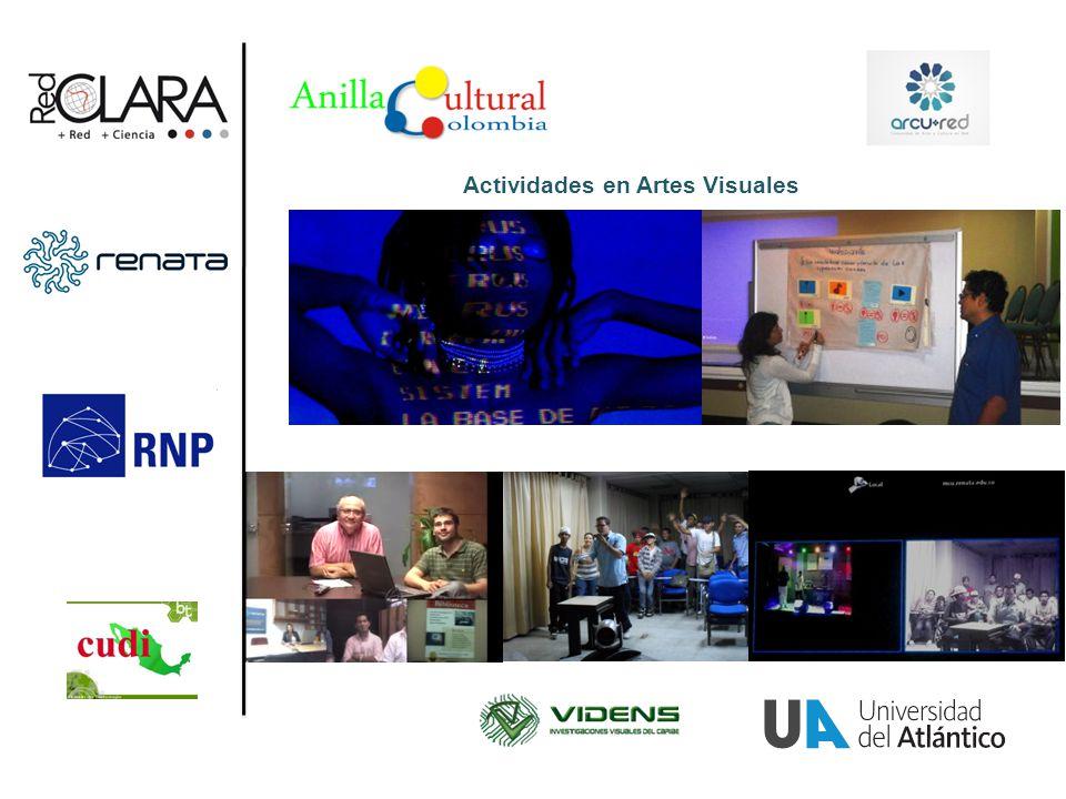 Actividades en Artes Visuales