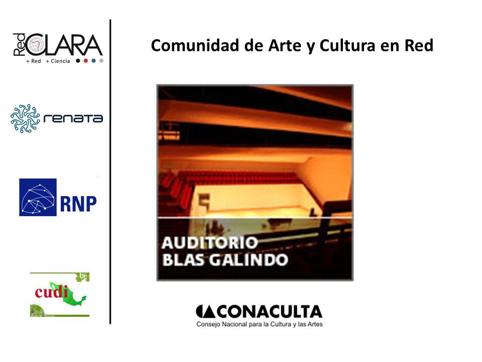 Comunidad de Arte y Cultura en Red