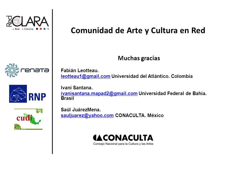 Muchas gracias Fabián Leotteau. leotteau1@gmail.comleotteau1@gmail.com Universidad del Atlántico.