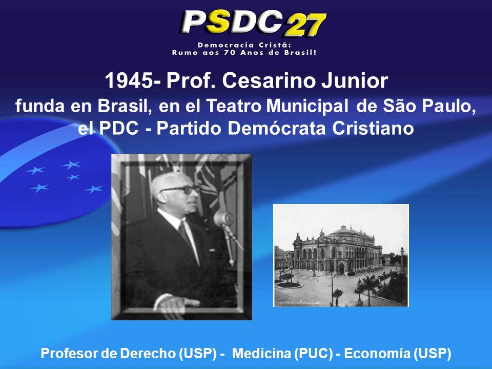 1945- Prof.