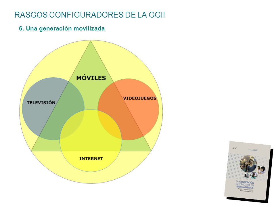6. Una generación movilizada RASGOS CONFIGURADORES DE LA GGII