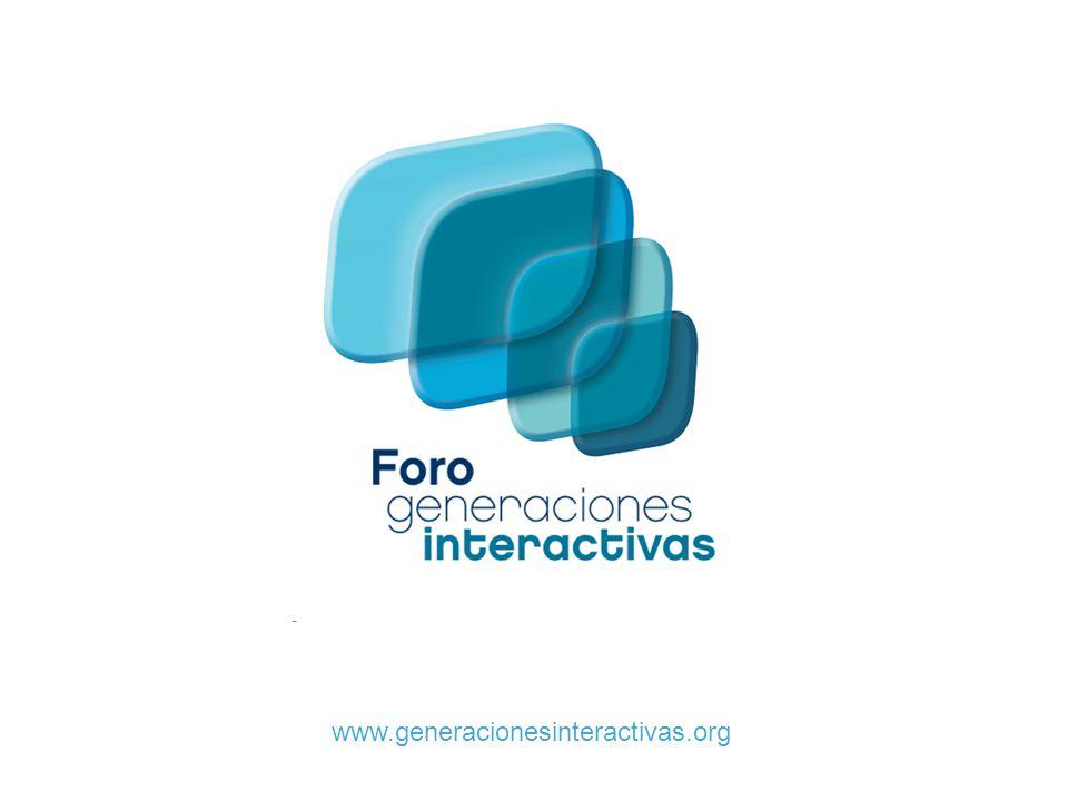 www.generacionesinteractivas.org