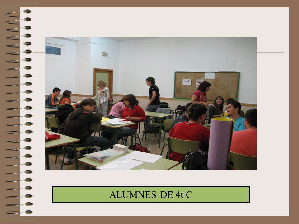 ALUMNES DE 4t C