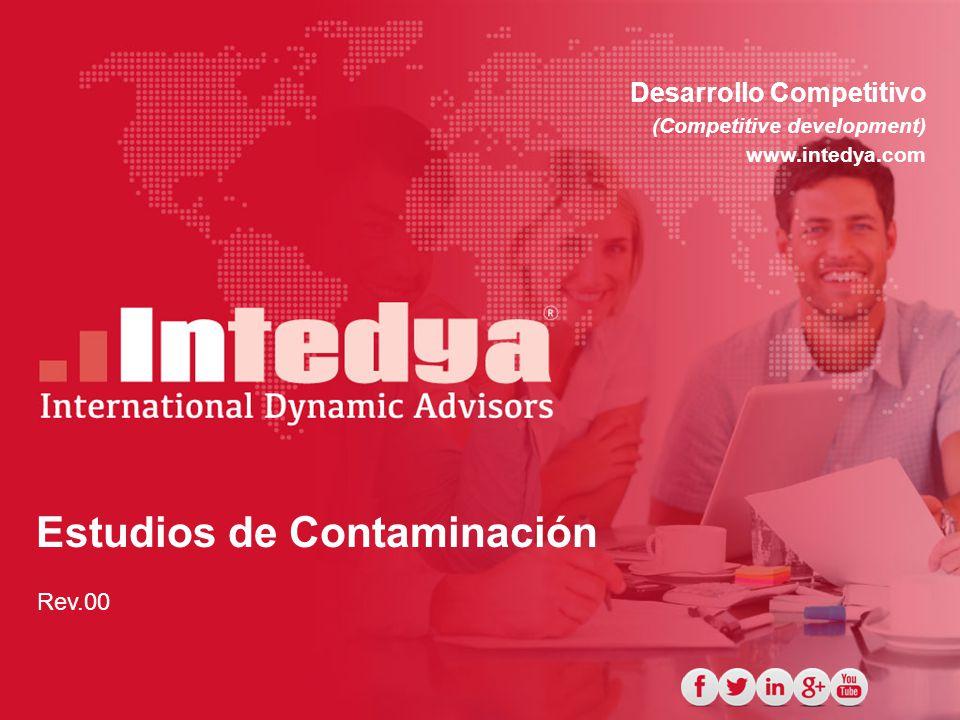 Estudios de Contaminación Desarrollo Competitivo (Competitive development) www.intedya.com Rev.00
