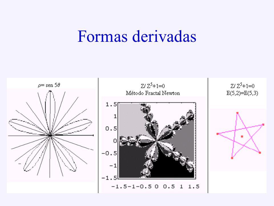 Formas derivadas
